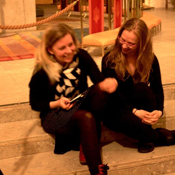My och Lisa, Växjö domkyrka FEB-MARS